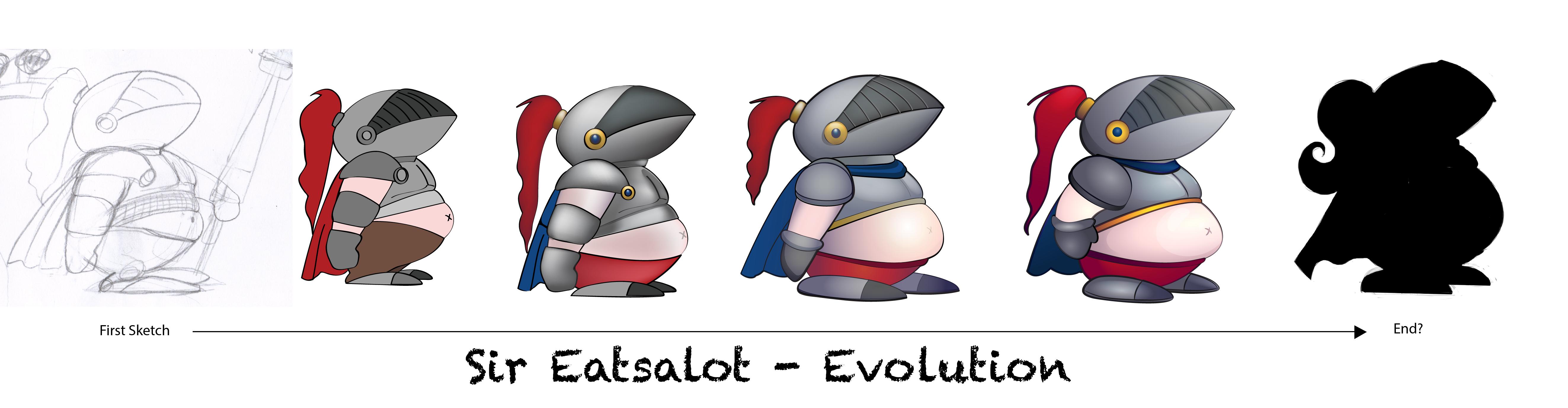 SirEatsalot_Evolution