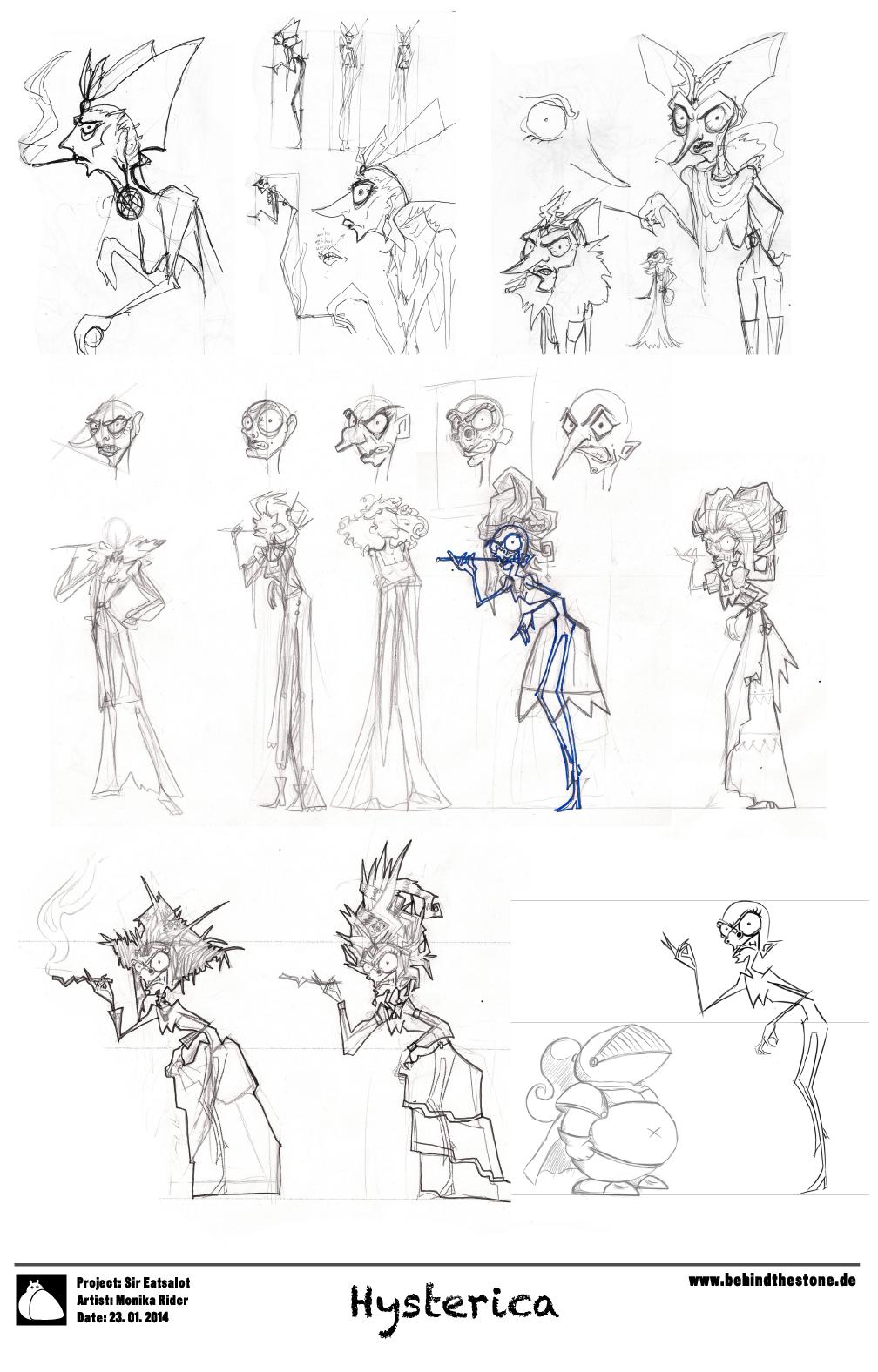 Hysterica_Sketch